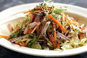 Summer salads with zing @Yarraville Community Centre Yarraville Maribyrnong Area Preview