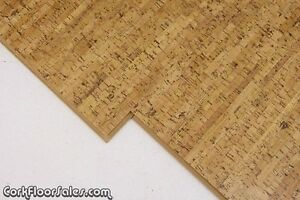 Green Flooring - Cork is A Breeze to Clean!! -$3.89 /Sq. Ft!