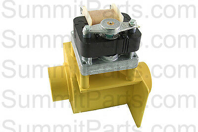 2 Inch 220v Overflow Port Drain Valve For Continental Girbau Washers - G251835