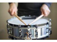 Percussion Tuition