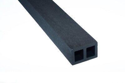75x WPC Unterkonstruktionsleisten = 165 m Unterkonstruktion Lagerhölzer Unterbau