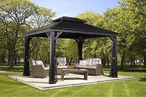 Gazebo rigide 12 ' X 16 '