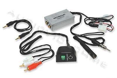 Scosche FmMod for iPod MP3 DVD RF FM Modulator FMMOD02 add to Factory Car Radio