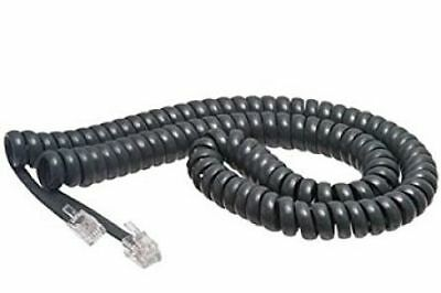 Cisco 7961 7962 7965 7970 7971 7914 7936 7935 Ip 12 Ft Gray Phone Handset Cord