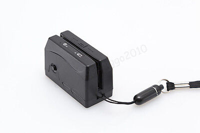 Mini300 Usb Interface Magnetic Stripe Reader Collect Compatible With 3-track