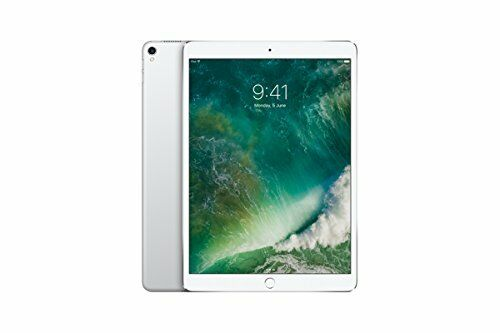 Apple 10.5-Inch iPad Pro (Latest Model) with Wi-Fi 64GB Silver MQDW2LL/A