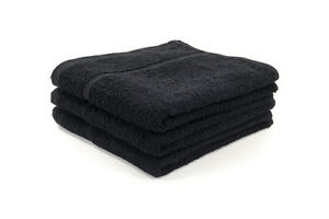 12 X Bleach Proof Hairdressing Towels / Beauty / Barber / Salon 400GSM 50x85cm
