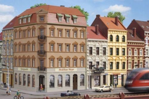 SH Auhagen 11447 Eckhaus Schmidtstrasse 10 Bausatz