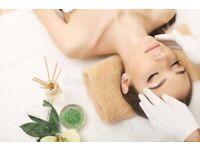 Chinese massage lady