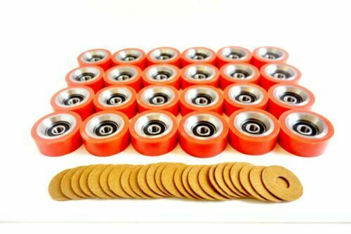 70568201  Orange Dryer Drum Support Roller Bearing Alliance ALS 70298701P 24pk