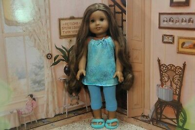 "American Girl Kanani ""Pajamas"" - COMPLETE - RETIRED - RARE - EUC (NO DOLL) for sale  Shipping to Canada"
