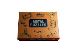 Retro Metal Puzzles **new unused**