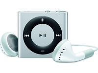 Ipod Shuffle 2GB latest gen New, Never Used