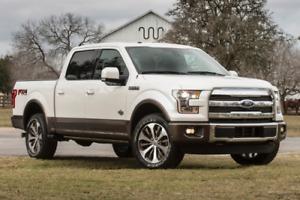 2015 Ford-150 XLT