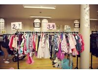 BABY AND KIDS NEARLY NEW MARKET & CRAFT FAYRE - ST FRANCIS OF ASSISI CHURCH, MEIR HEATH, ST3 7LH