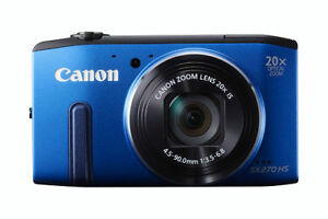 Canon PowerShot SX270 12MP Dig.Camera w/20x Opt.zoom- NEW in box