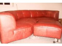 Sofa in Perfect condition going cheap as I have a new one Very rarely used as it was in a spare room