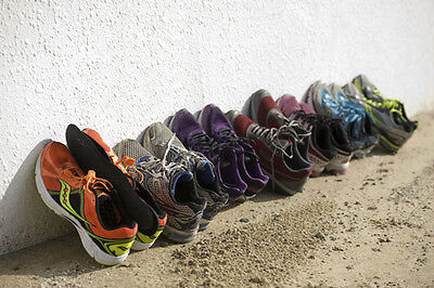Sportschuhe - alles andere als Einheitsbrei. (© Thinkstock über The Digitale)