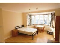 *SELF-CONTAINED STUDIO FLAT* *GROUND FLOOR* *PART DSS WELCOME* *FULLY FURNISHED*