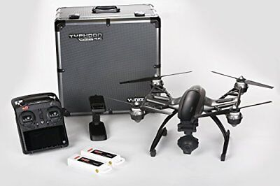 Yuneec Q500 4K Typhoon Quadcopter Drone RTF in Aluminum Case with CGO3 Camera,