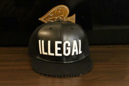 Illegal Snapback  Clothing 472ad88e7a8b