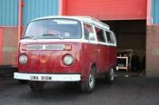 VW Bay T2 Window Campervan