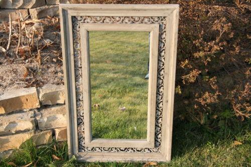 Wandspiegel rustikal spiegel ebay for Spiegel 160x80