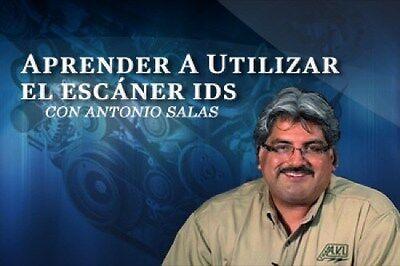 Aprender a Utilizar el Escaner IDS - LBT 166 SP