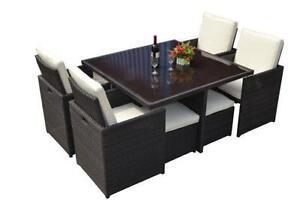 4 seater rattan garden furniture - Rattan Garden Furniture 4 Seater