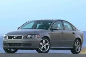 WANTED TO BUY - 2005 to 2009 Volvo S40 Sedan - WANTED
