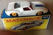 Matchbox Ford GT