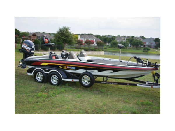 Used 2004 Ranger Boats/Wood Mfg 521 VX