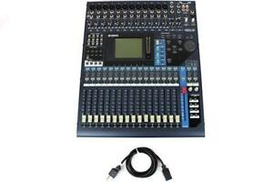 yamaha 01v live studio mixers ebay. Black Bedroom Furniture Sets. Home Design Ideas