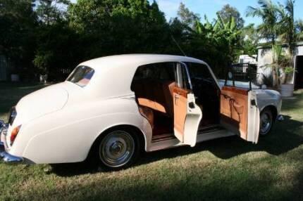 1963 Rolls-Royce Silver Sedan