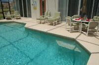 DISNEY area, 5-bdrm vacation home w/PRIVATE POOL....SUMMER deal