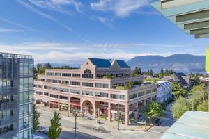 Kitsilano Condo for sale: The Pulse 2 bedroom 1003 sq. ft.