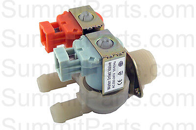 2 Way 220v Inlet Valve For Wascomat Washers - 823504n 823554n