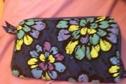 Vera Bradley Zip Around Wallet