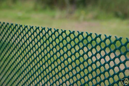 Plastic Garden Fencing Ebay