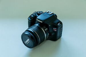 For Sale: Canon t2i DSLR