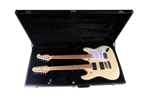Rolling Stones Signed Guitar Ebay