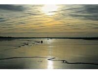 CHEAP FIRST CARAVAN, Steeple Bay, Burnham, Maldon, Essex, Hit the Link-->