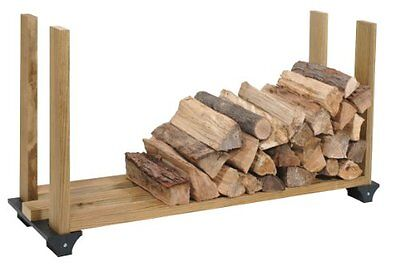 Hopkins 90144 2x4basics Firewood Rack System, Black New
