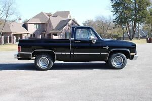 Wanted $10,000 chevy pickup 1993 and older