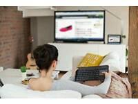 Logitech K400 PLUS tv touch keyboard