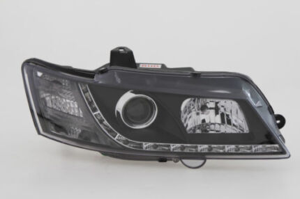 Holden Commodore VY Seires 1 LED DRL Black Headlights Belmore Canterbury Area Preview