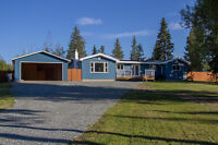 Updated Home on 1 Acre Prince George