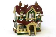 Dept 56 Snow Village Hartford House