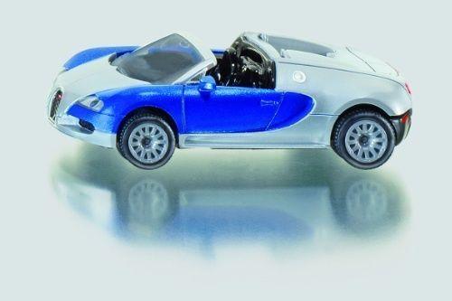 Blechspielzeug Das Beste Siku 1353 Bugatti Veyron Grand Sport Super Serie Neu