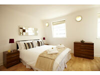 **New modern short let 2 bedroom in Victoria - All bills, maid service, free wifi incl - Book Now!